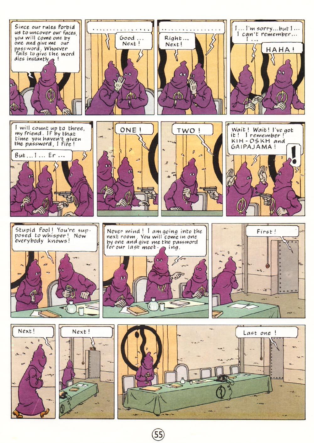 tintin cigars of the pharaoh pdf